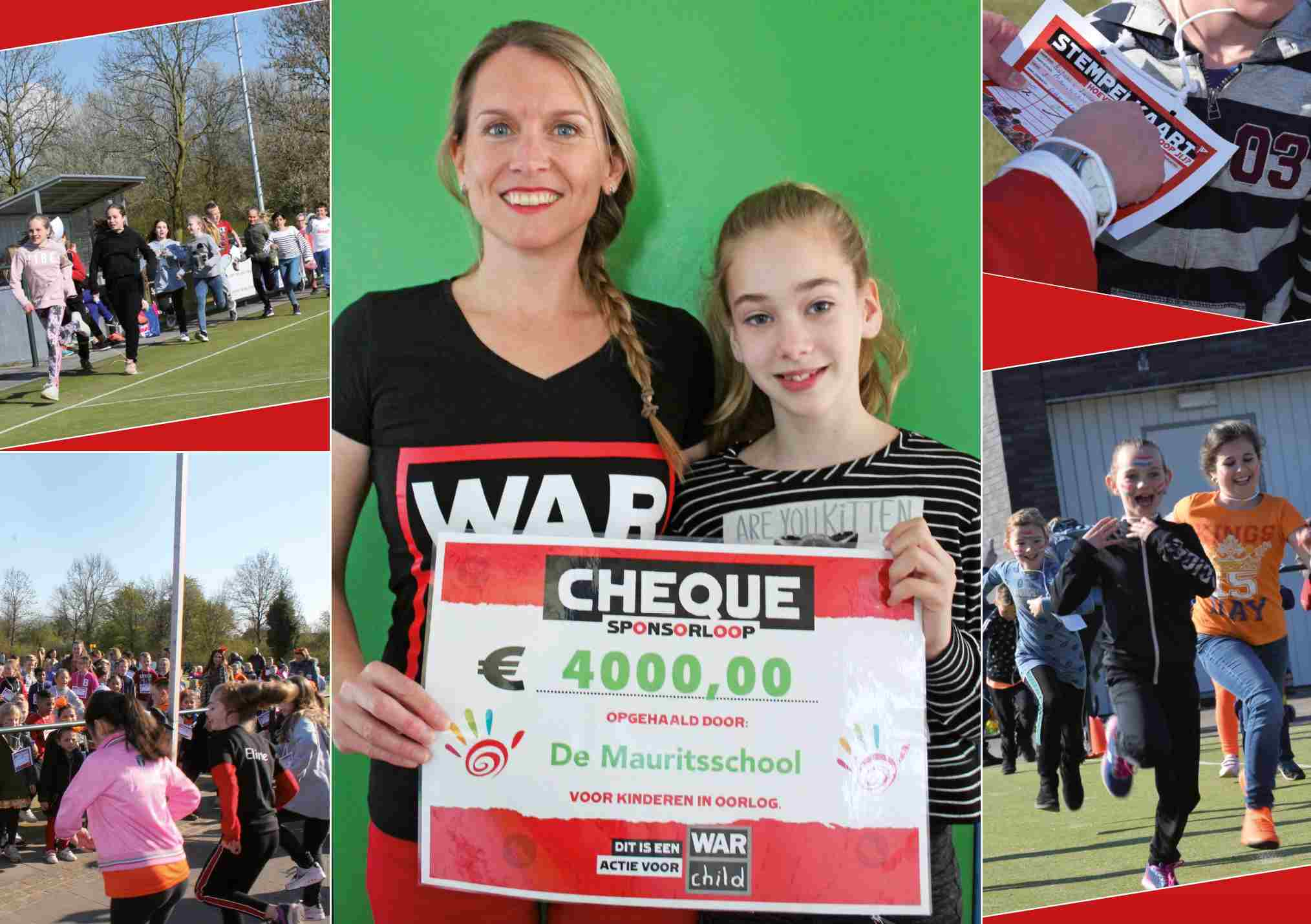 War Child sponsorloop