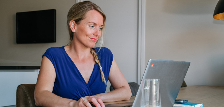 online training publiceren