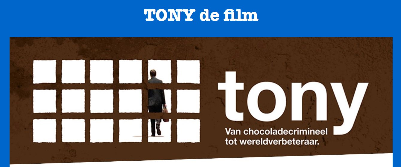tony chocolonely film