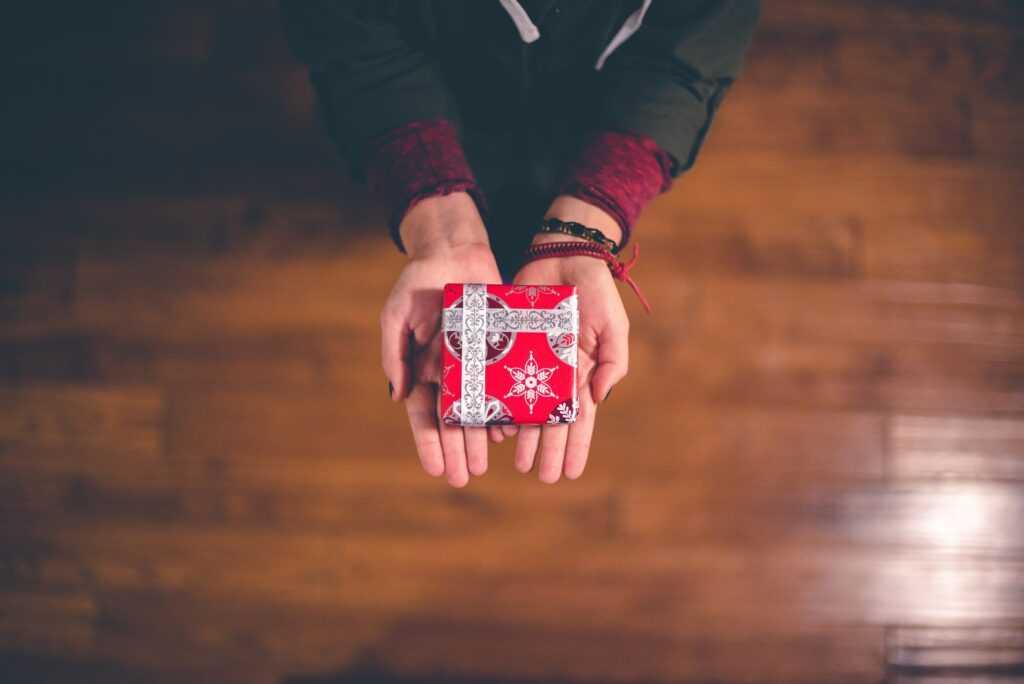 geefgedrag goede doelen december