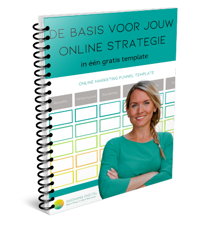 online marketing funnel template