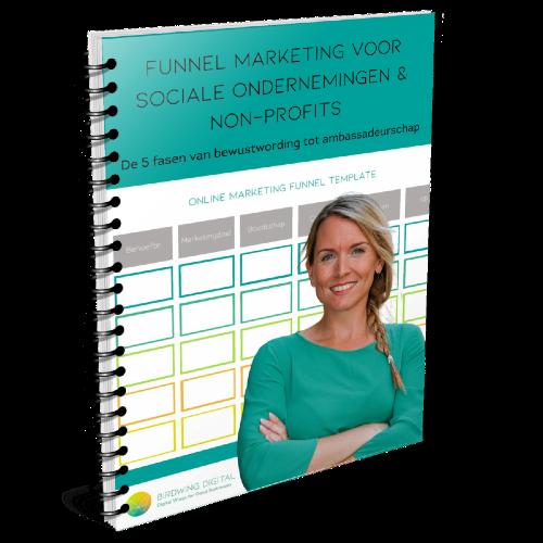 Digital Marketing Funnel Template s