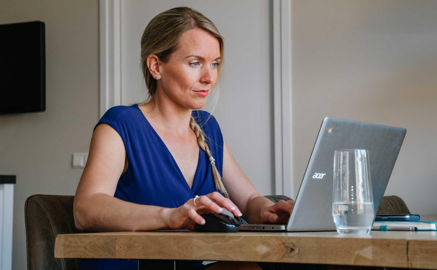 online linkedin training doen