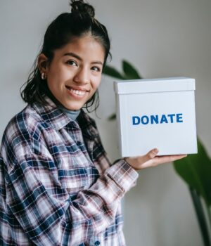 donor journey uitwerken
