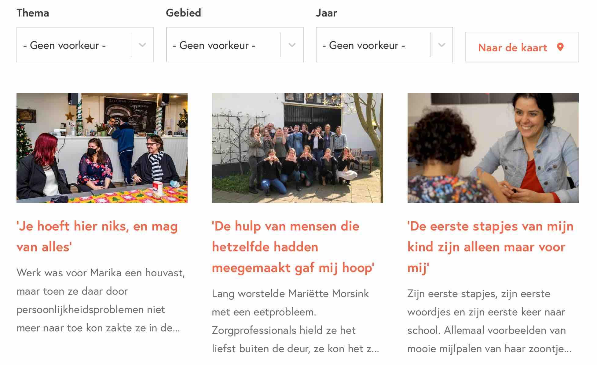 voorbeeld waarom bloggen non-profit Birdwing Digital